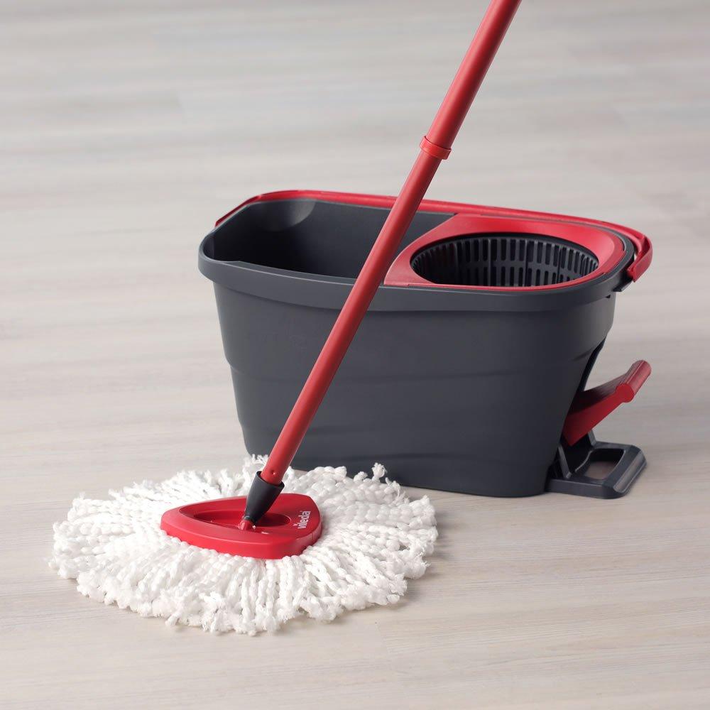 Vileda Turbo Smart Spin Mop and Bucket £17.50 + £2 C&C @ Wilko