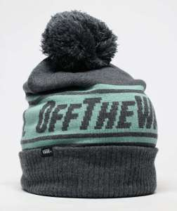 Vans off the wall beanie £9.99 delivered @ schuh