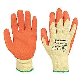 Orange Builders Gloves 49p at Screwfix