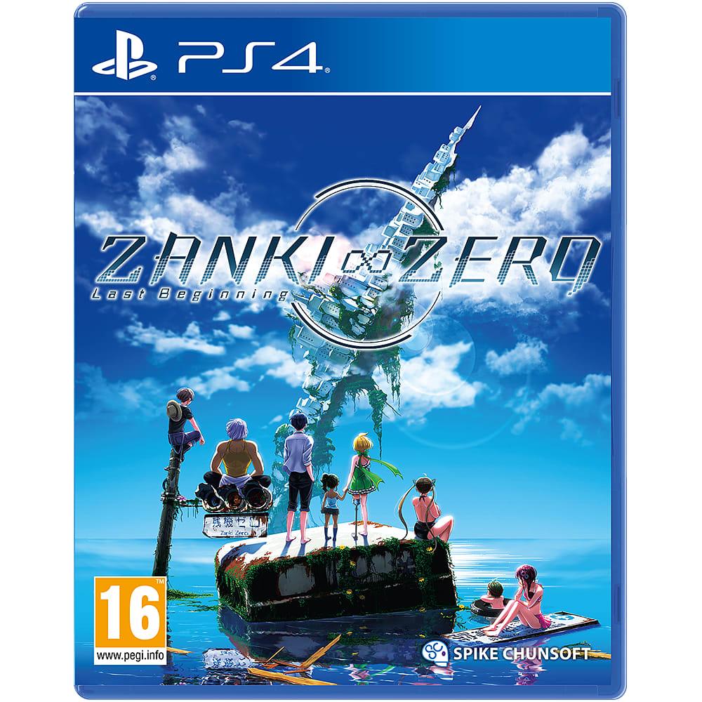 Zanki Zero Last Beginning (PS4) £12.99 (C&C) @ GAME