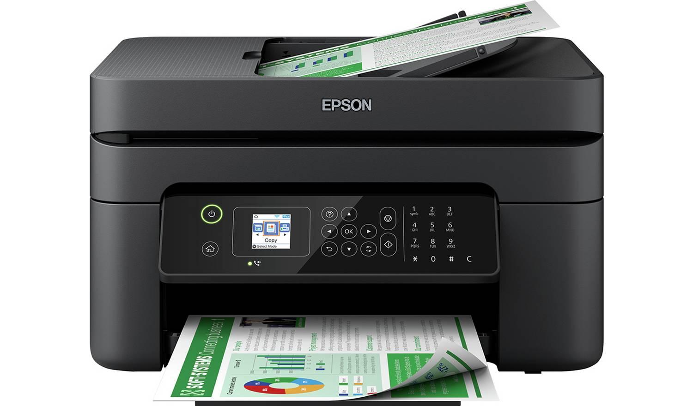 Epson Workforce WF-2835 Wireless Inkjet Printer £49.99 at Argos