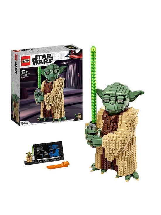 Lego Star Wars - Yoda 75255 £69.99 at VERY - free Click & Collect