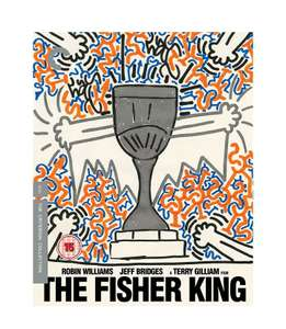 The Fisher King [The Criterion Collection] [Blu-ray] [1991] £14.78 Prime / £17.77 Non Prime at Amazon