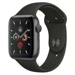 Apple Watch Series 5 40mm Cellular - Gold & Grey Very Good Refurbished Condition £332.99 @ Music Magpie Ebay
