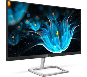 "PHILIPS 276E9QJAB Full HD 27"" IPS LCD 5ms 75hz Monitor with Builtin Speakers - Black & Silver for £119 delivered @ Currys PC World"