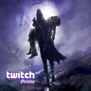 Free Destiny 2 Exotic items for Twitch Prime members