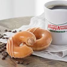 Buy one coffee get one free / buy any doughnut get the next free / enjoy one OG dozen for £1 when you purchase any dozen @ Krispy Kreme App