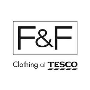 Tesco F&F Clothing £5 off £25 Spend Instore