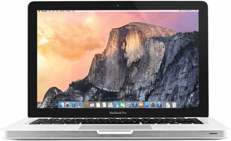 Apple MacBook Pro MD101LL/A 13.3 inch i5 2.5GHz 4GB RAM 500GB HDD Mac OS Refurbished £221.85 at stockmustgo eBay