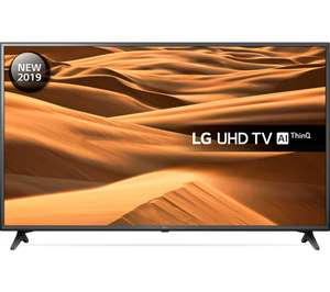 "LG 55UM7000PLC 55"" Smart 4K Ultra HD HDR LED TV now £369.99 delivered at Currys PC World"