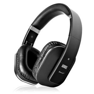 August Over Ear Bluetooth 4.2 Wireless Headphones with apx LL (lower latency) for £26.95 using voucher @ DaffodilUK fulfilled by Amazon