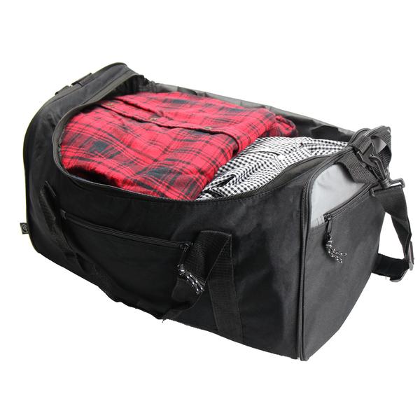 36.5L Foldable Duffle Bag £7.99 Delivered using code @ Shop 4 World