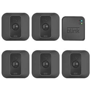 BLINK XT2 Wireless Smart Camera System With 5 Cameras (121HT) £319.99 at Screwfix
