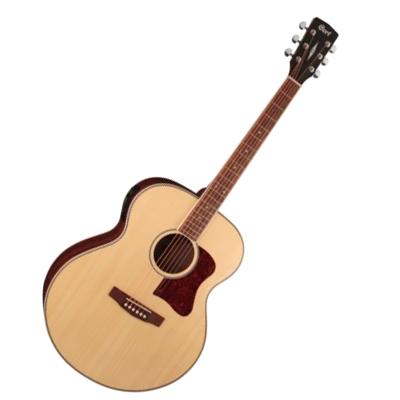 Cort CJ-Medx Jumbo Electro Acoustic Guitar + Bag £129 Delivered @ Kenny's Music