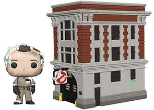 Funko POP Town: Ghostbusters-Peter with House Collectible Figure £12.99 Prime / £17.48 Non Prime at Amazon