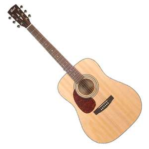 Left Handed - Cort Earth 70 Acoustic Guitar £129 Delivered @ Kenny's Music
