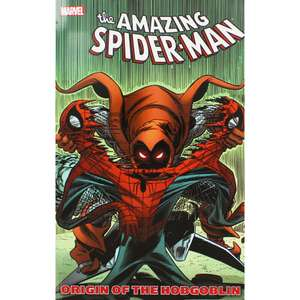 The Amazing Spider-Man Origin of the Hobgoblin Paperback 256 pages £9.00 With Code @ The Works (Free Click & Collect)