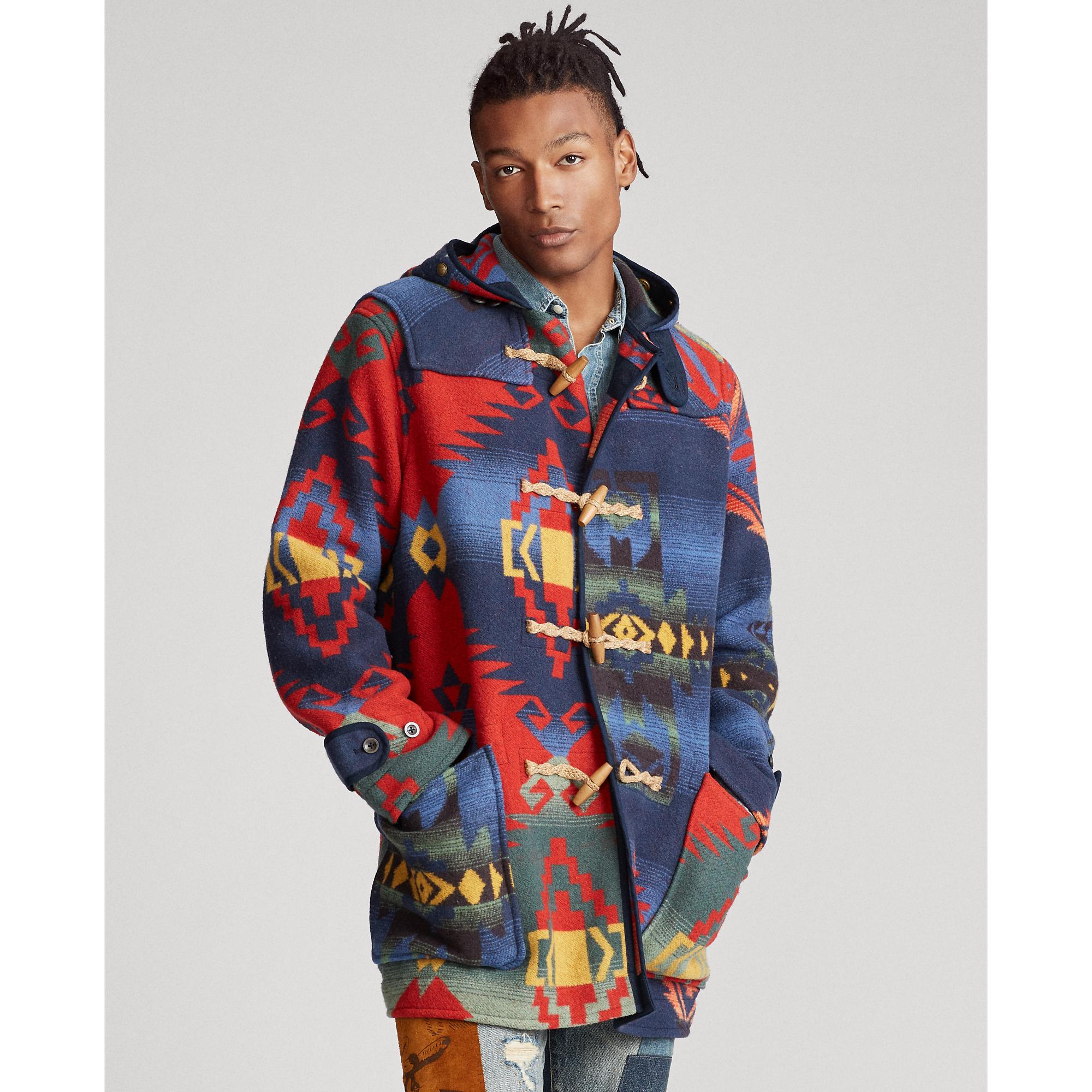 Ralph Lauren Southwestern Toggle Coat!! £874.50 instead of £1,749.00 plus cashback @ Ralph Lauren Shop
