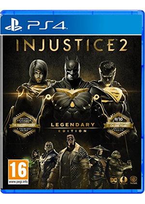 Injustice 2 Legendary Edition (PS4) £11.85 Delivered @ Base