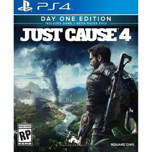 [PS4] Just Cause 4 Day One Edition (Steelbook Edition)