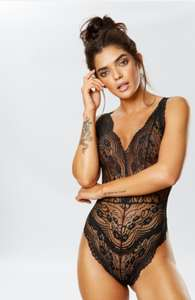 Lipsy Alia Body Lingerie now £11.60 S, M, L Red or Black @ Ann Summers Free C&C or £2.95 p&p