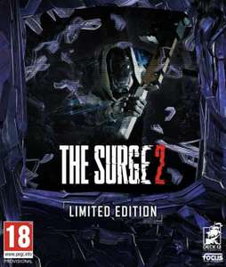 The surge 2 limited edition (PS4/Xbox one) £24.85 @ Simply Games