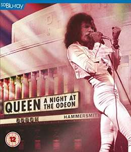 Queen: A Night At The Odeon [Blu-ray] [Region Free] £4.99 @ Amazon Prime (+£2.99 non-Prime)