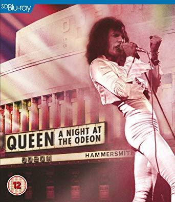 Queen: A Night At The Odeon [Blu-ray] [Region Free] £4.99 @ Amazon Prime (+£2.99 non-Prime)