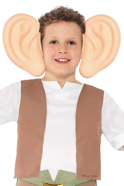 Smiffys Officially Licensed Roald Dahl The BFG Ears on Headband £4.89 (+£4.49 Non Prime) @ Amazon