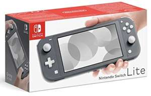 Nintendo Switch Lite Console in Grey £166.54 @ Amazon Italy (approx £161.73 using fee free card)