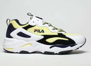 Fila Ray Tracer Trainers now £21.99 sizes 4 up to 12 @ Schuh Free C&C or £1 delivery