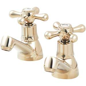 Assorted Keiss Basin/Bath Taps, starting at £9.99 from Screwfix (Free collection available) more in OP