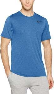 Nike Men's Breathe Short-sleeve Top - Small now £6.87 (Prime) + £4.49 (non Prime) at Amazon