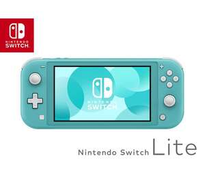 Nintendo Switch Lite - Turquoise Used - Acceptable £145.12 @ Amazon Warehouse Grey also