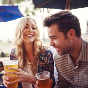 Free drink for you and a friend Every Friday @ Greene King pubs with O2 Priority