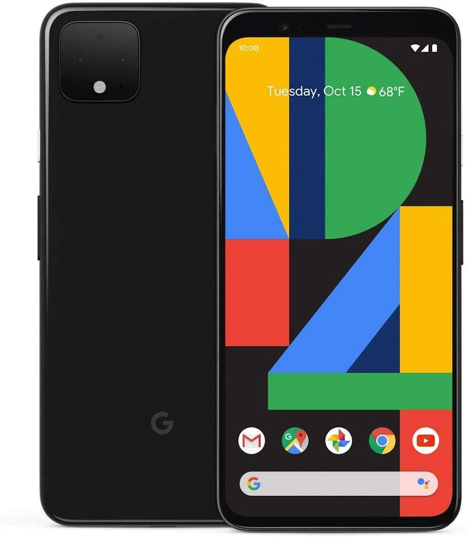 Google Pixel 4 6/64GB Black/White - £491.53 (Pixel 4 XL 6/64GB Black/White - £618.04) @ Amazon Germany