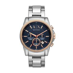 Armani Exchange Men's Stainless Steel Chronograph Watch - Now £89.99 at Argos (433/2152)