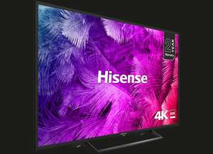 Hisense H43B7300 instore at Sainsbury's for £229
