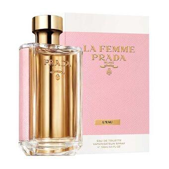 Prada La Femme L'Eau EDP 100ml at Jarrold for £48
