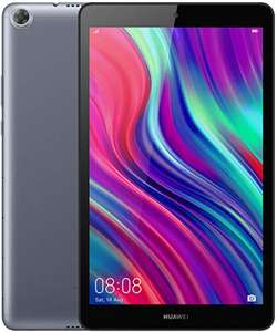 "Huawei MediaPad M5 Lite 8"" Android 9.0 Tablet FHD Display,Kirin 710 Octa-Core,3GB/32GB, 5100 mAh, Stereo, S Grey- £159 Delivered @ Amazon"