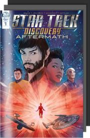 Humble Comics Bundle: Star Trek 2020 by IDW Publishing 77p @ humblebundle
