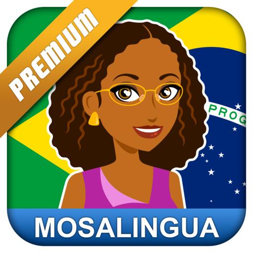 Learn Brazilian Portuguese With MosaLingua Pro - now Free @ Google Play