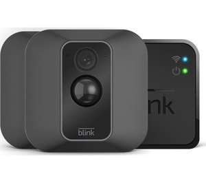 BLINK XT2 Full HD 1080p WiFi Security System - 2 Cameras £79.99 Currys