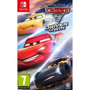 Cars 3: Driven to Win - Nintendo Switch £14.85 at Base.com