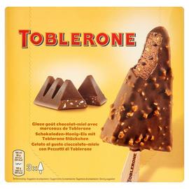 Toblerone Ice-Cream 3 x 100ml £2 @ Iceland