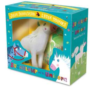 Sugarlump and the Unicorn Book and Toy Gift Set - £6 (Prime) / £8.99 (non Prime) at Amazon