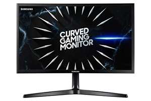 Samsung 24 Inch CRG5 Curved Gaming Monitor LC24RG50FQUXEN Gaming Monitor now £146.96 delivered / £142.76 with fee free card at Amazon France