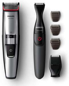Philips Series 5000 Beard and Stubble Trimmer w/ Precision Multi Groom Styler £39.99 @ Amazon