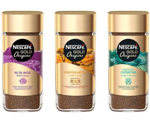 Nescafé gold Origins 100g - 99p in Aldi