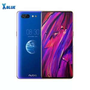 ZTE Nubia X Mobile Phone 6GB 64GB Snapdragon 845 Octa Core 6.26+5.1 inch Dual Screen £205.50 @ xblue Store/Aliexpress